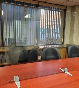 glass table top covid shields oklahoma city knox glass